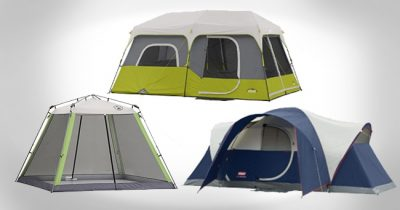 Best Large Camping Tents for Sale 2021