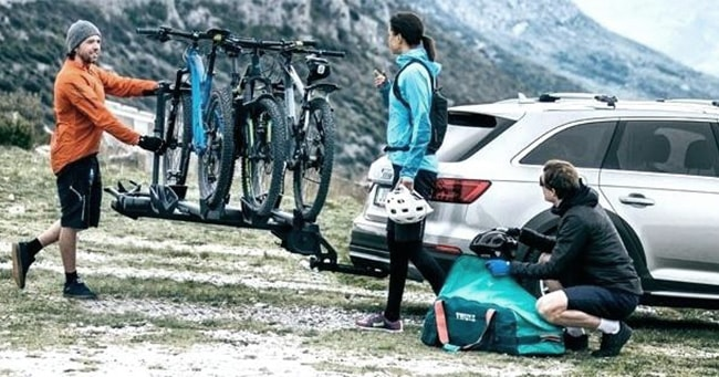 Best Bike Rack For Suv Without Hitch And With Hitch Top 10 In 2019