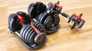 Best bowflex adjustable dumbbells