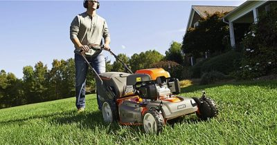 Best Battery Powered Lawn Mower Reviews nam] - Top 10 Picks