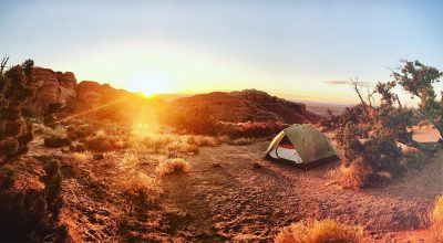 BEST PLACES TO CAMP IN THE UNITED STATES