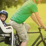 Best Baby Bike Seat - Rear mounted seat and front mounted seat