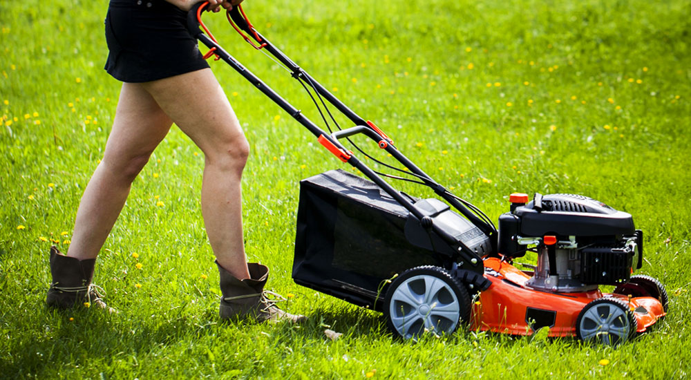 Best Gas Lawn Mowers Reviews