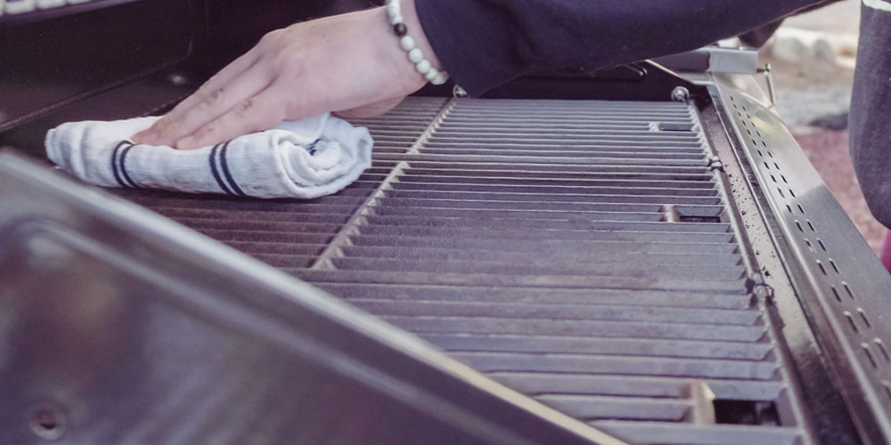 Ease of Cleaning the Grill