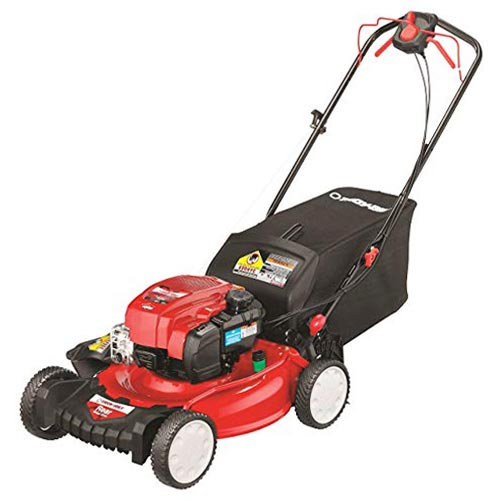 Troy-Bilt TB330 163cc 21-inch Self-Propelled Lawnmower