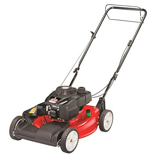Yard Machines 159cc 21-Inch Self-Propelled Gas Lawn Mower