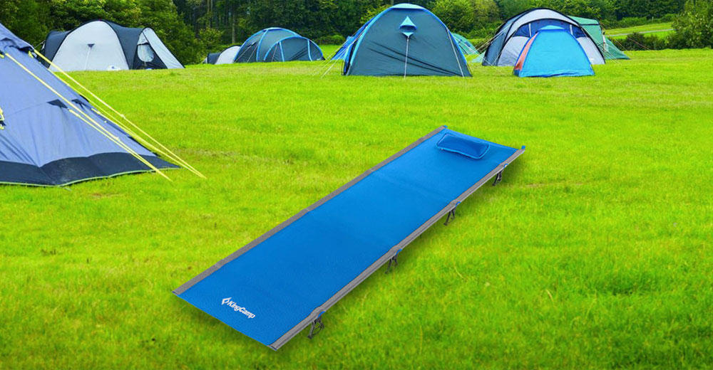 Best Backpacking Cot