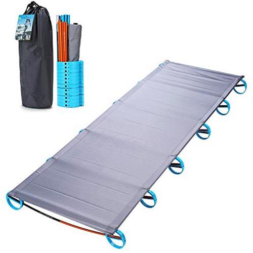 Ultralight Folding Portable Cot by Yahill