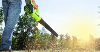 Best Battery Powered Leaf Blowers in 2021 - Top 6 Picks (Updated)
