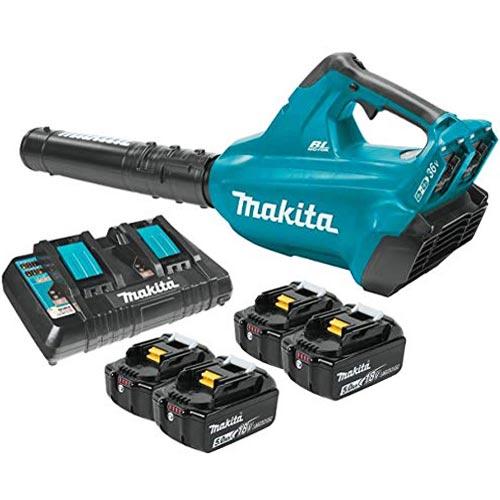 Makita XBU02PT1 Cordless Blower Kit