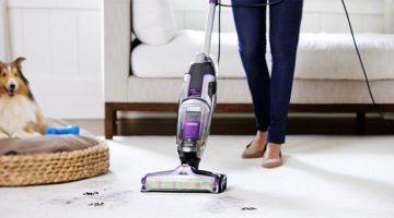 best vacuum steam mop