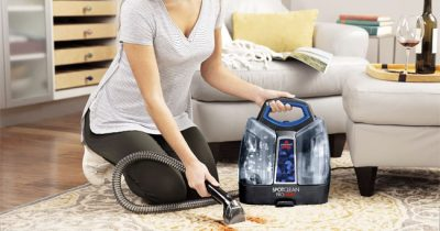Best Carpet Spot Cleaners For Pet Stains 2021 - Buyer's Guide