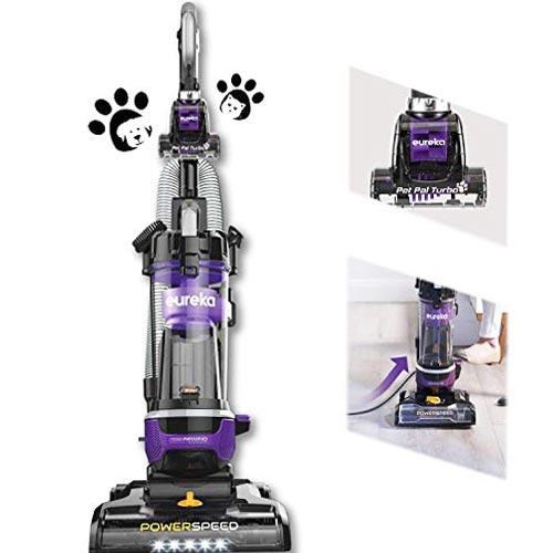 Eureka NEU202 PowerSpeed Lightweight Bagless Upright Vacuum