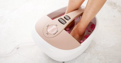 Best Foot Spa in 2021 - Heated, Bubbles Foot Bath Massager
