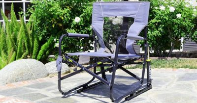 Best Folding Rocking Chair 2021 - Reviews and Guide (Updated)