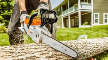 Best Battery Powered Chainsaw Reviews