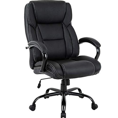 BestMassage Big and Tall Office Chair