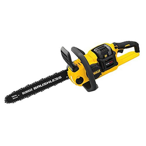 DEWALT DCCS670X1 FLEXVOLT 60V MAX Lithium-Ion Cordless Chainsaw