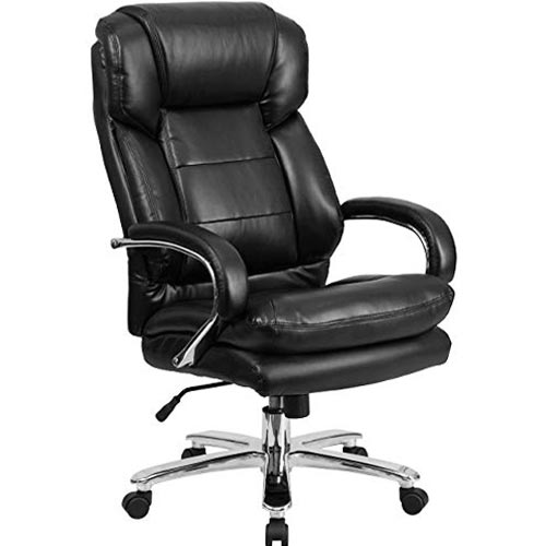 Flash Furniture HERCULES Series 24/7 Intensive Use Big & Tall Office Chair