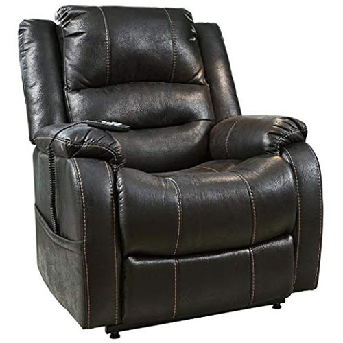 Ashley Furniture Signature Design Yandel Power Lift Recliner
