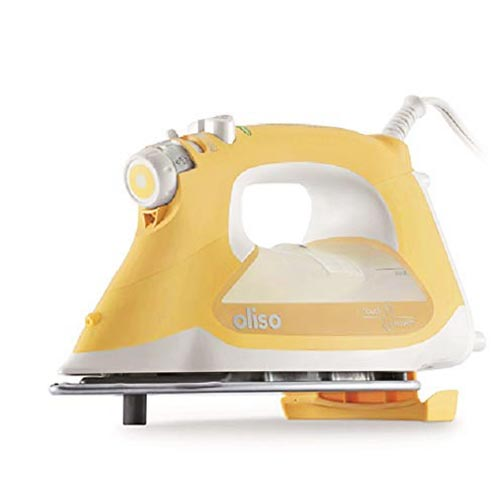 Oliso Pro TG1600 Smart Iron iTouch Technology