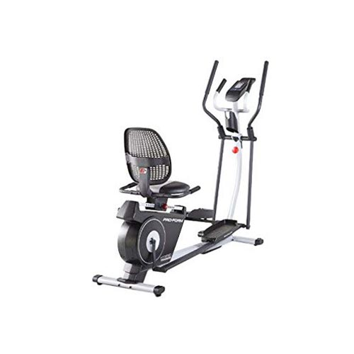 ProForm Hybrid Trainer - Recumbent Bike Functionality