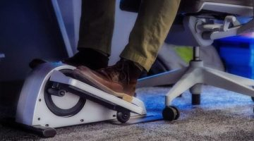 Best Under Desk Elliptical