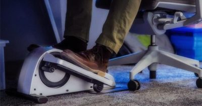 Best Under Desk Elliptical Reviews 2021 - Top 6 Picks