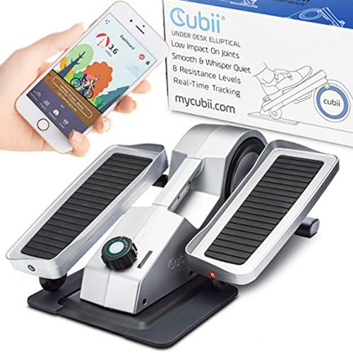 Cubii Pro - Seated Under Desk Elliptical - Bluetooth Enabled
