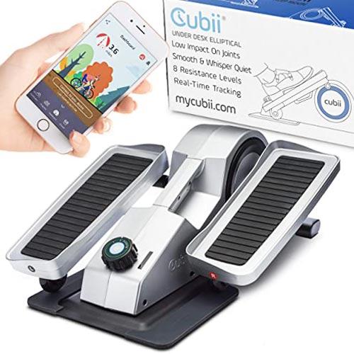 Cubii Pro - Seated Under Desk Elliptical - Bluetooth Enabled
