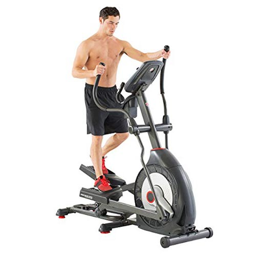 Schwinn 470 Compact Elliptical 300 lb Weight Capacity