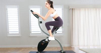 Best Folding Exercise Bike 2021 - Top 7 Picks (Updated)