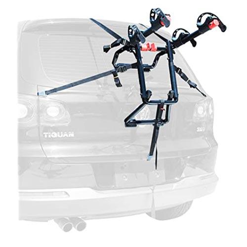Allen Sports Premier Trunk Mounted Bike Rack for SUV no Hitch
