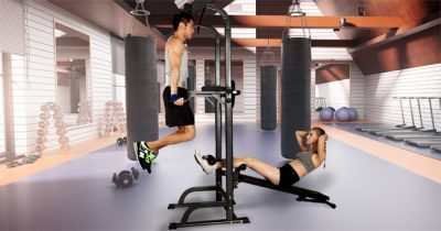 Best Power Tower 2020 - A Versatile Gym Equipment