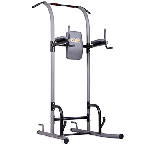 Body Champ VKR1010 Fitness Multi-Function Power Tower