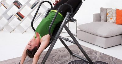 Benefits of Inversion Tables and Warnings